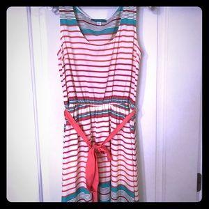 Women's Striped  Pim & Larkin Dress Size Small